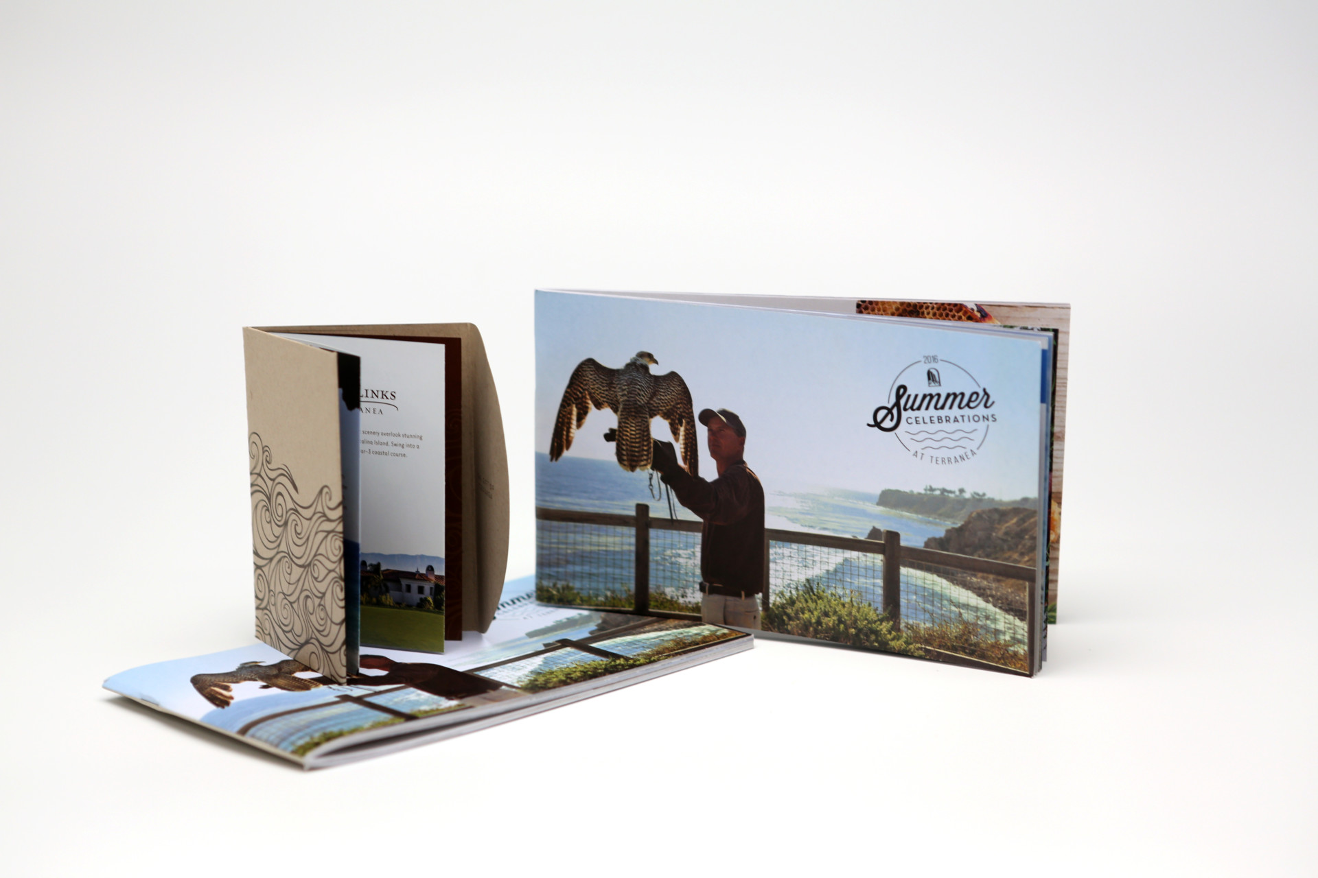 Waterfront Resort Collateral