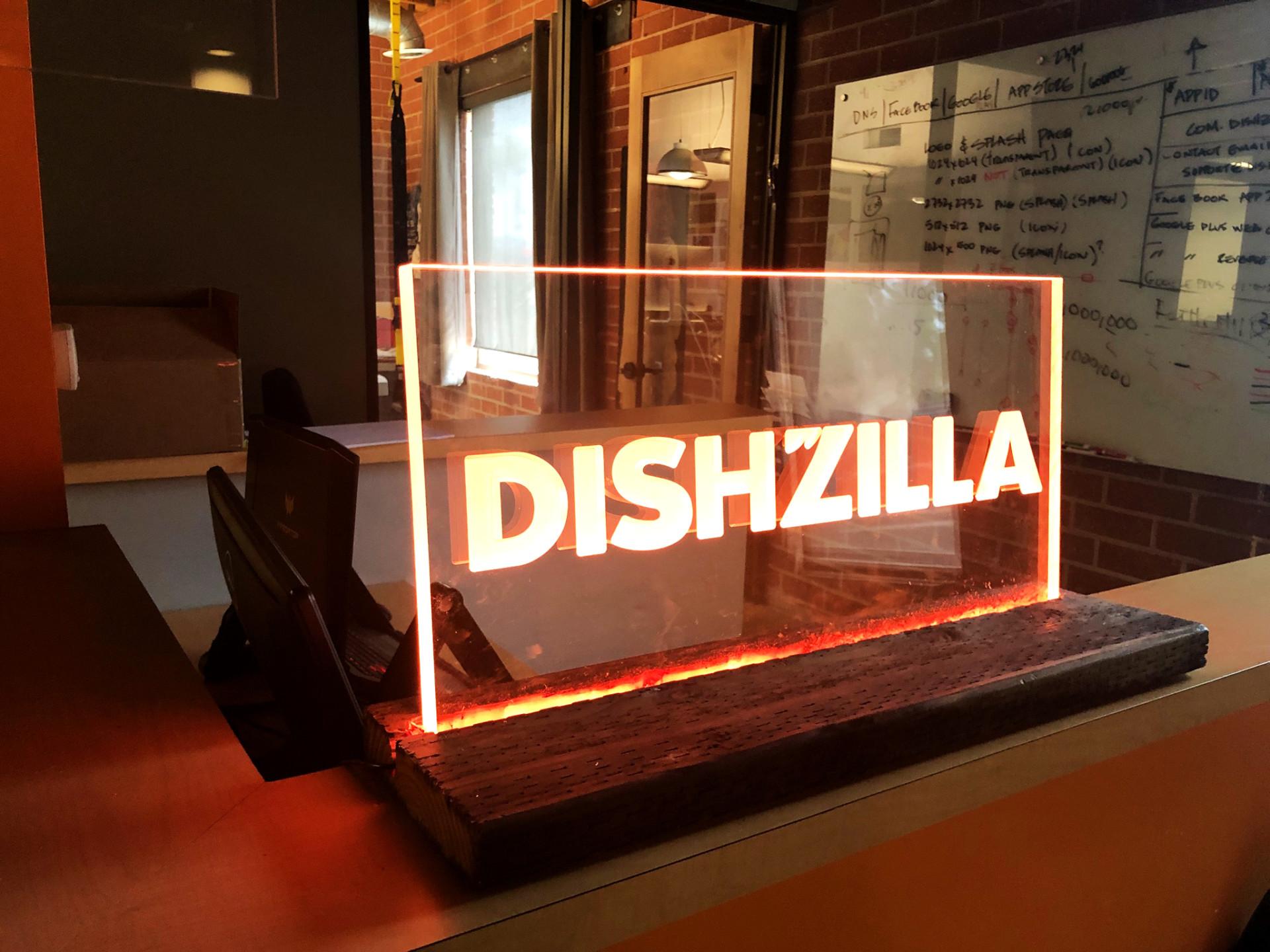 Wow Signage Using LEDs + Clear Acrylic