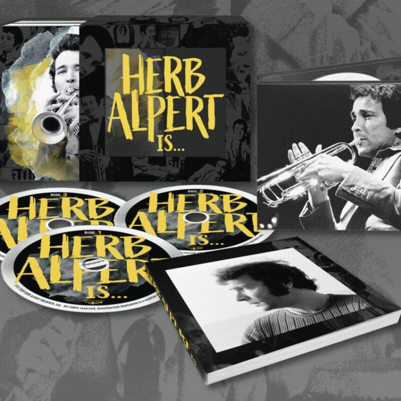 Classic Litho Herb Alpert Is CD and VInyl 2