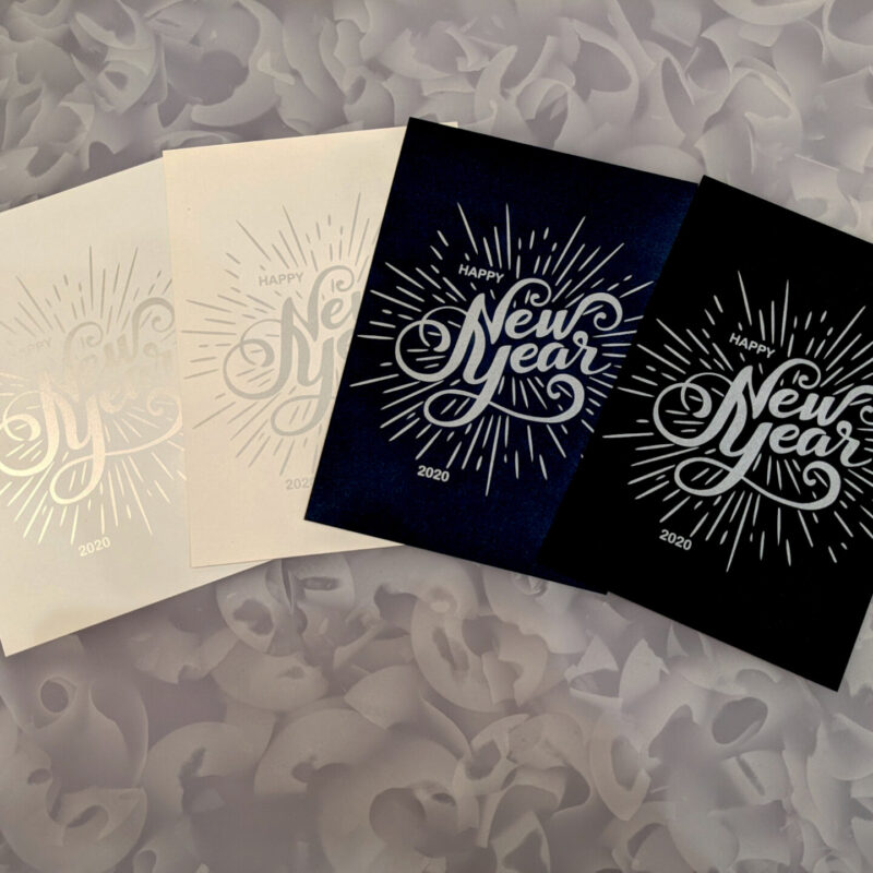 Classic Litho and Design - Silver Ink Demo 2 copy