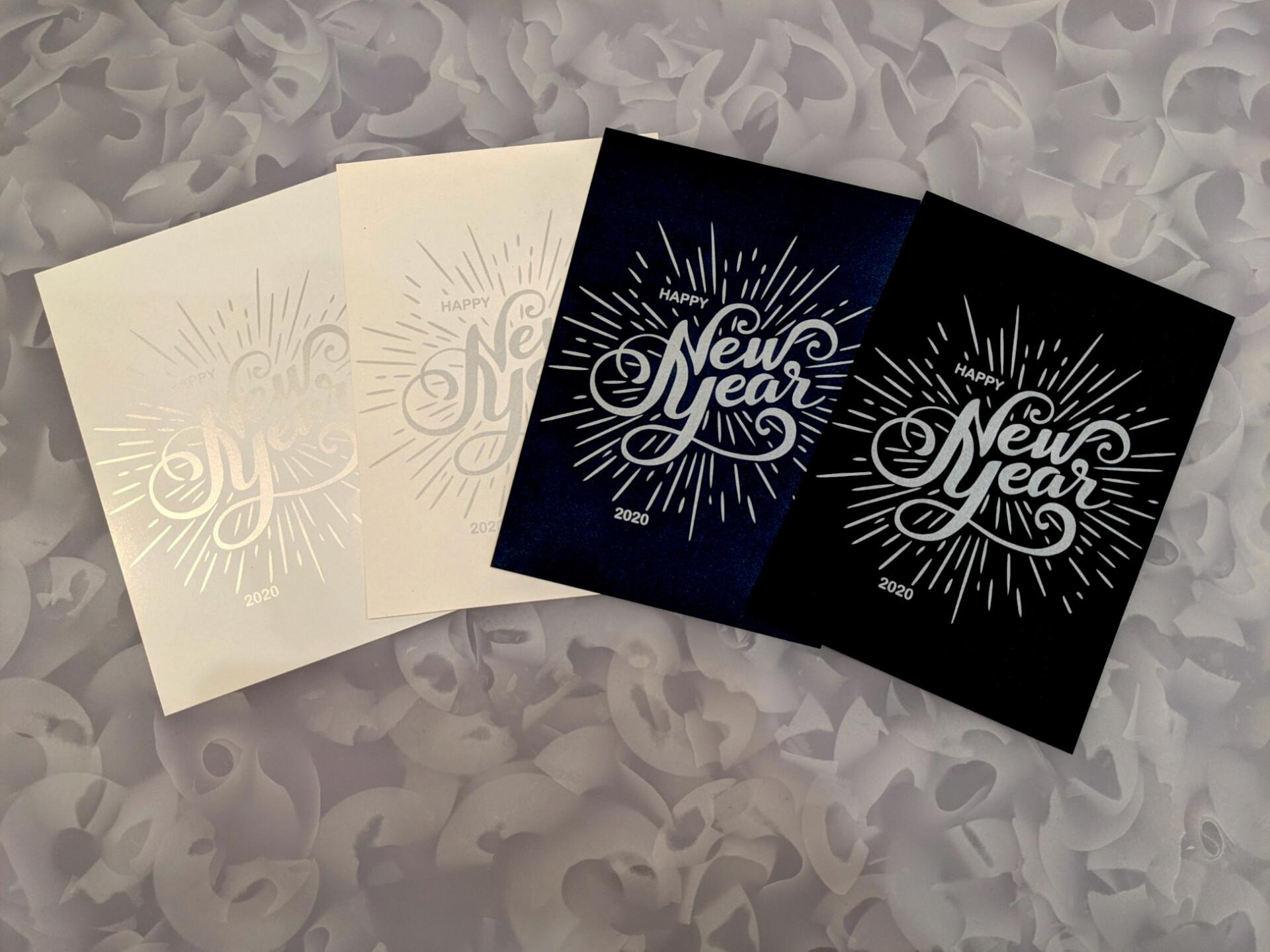 NEW: Silver Ink via Digital Press!
