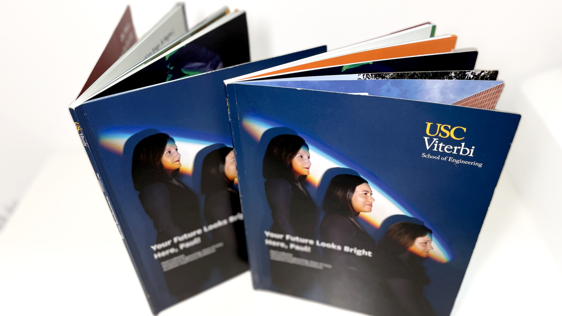 Print On Demand, Personalized Books for USC Viterbi School of Engineering